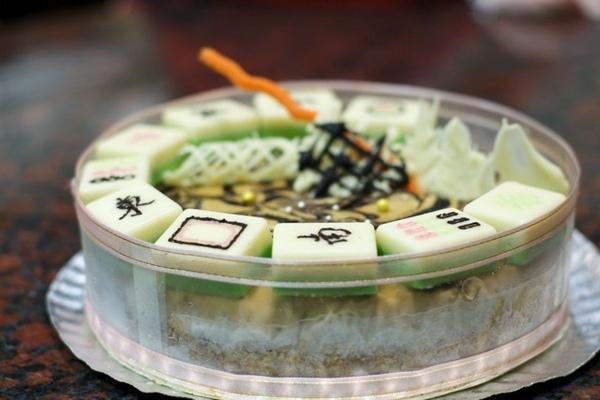 美式乳酪蛋糕(汪老師生日)