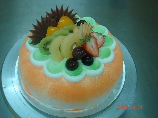 蛋糕裝飾3-2南瓜