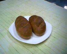 96.1.15咖啡葡萄乾麵包