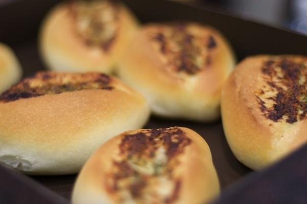 9.29青葱起司麵 包