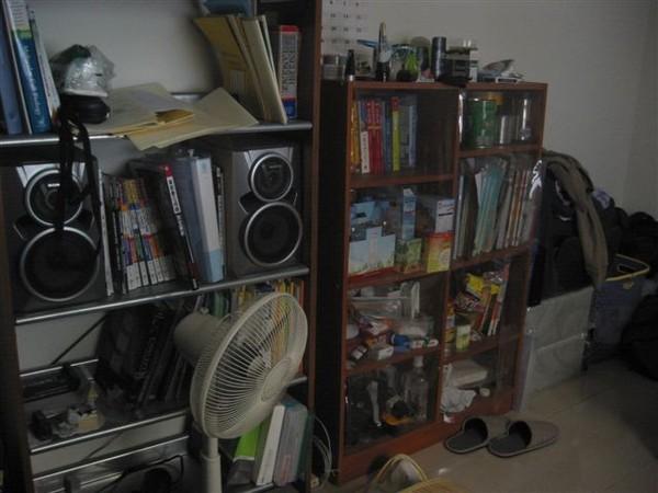 俺同學的房間