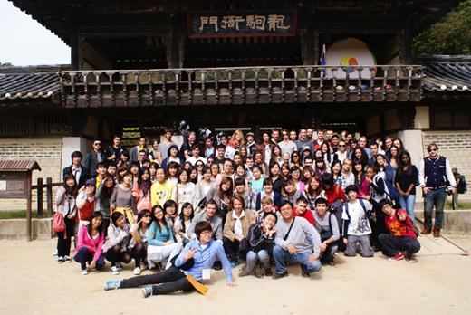 외국인 교환학생 한국문화 체험 행사.JPG