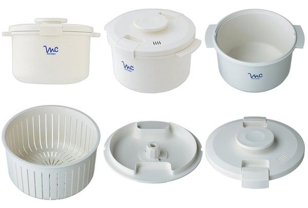 クック膳-微波爐專用鍋