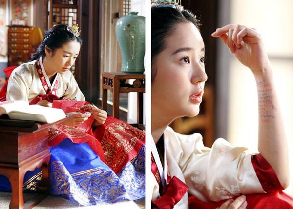 《宮》正式婚禮前接受太子妃教育,偷寫小抄的可愛皇太子妃