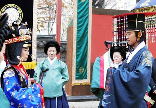 《宮》盛大隆重的皇室婚禮 1