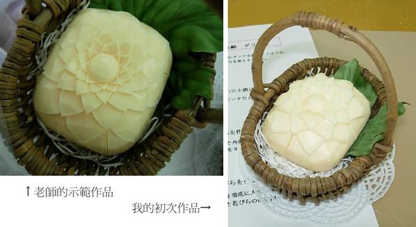 070804 香皂雕刻@自由が丘 2