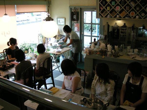 2007.8.25 小幡有樹子手工皂課 A-1