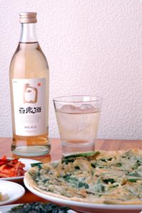 韓國的傳統健康酒「百歲酒」