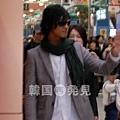 【JH's Week】智勛抵達關西空港照片 2