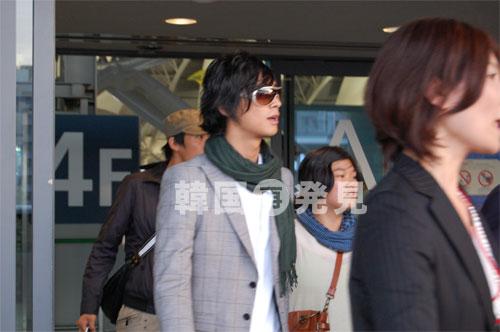 【JH's Week】智勛抵達關西空港照片 7