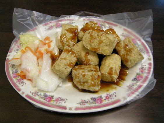 2007年10月台灣行之臭豆腐 071028