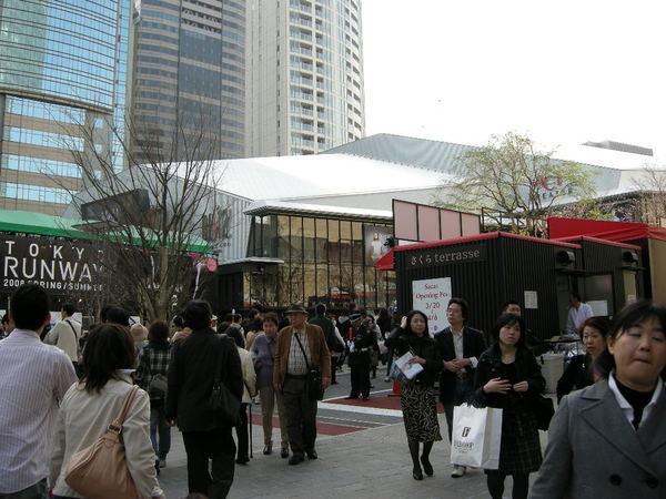 赤坂サカス(Akasaka Sacas) 到4月6日止有活動