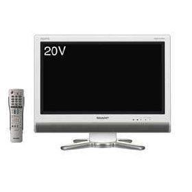 我的寶貝新電視 Sharp Aquos LC-20D30-W
