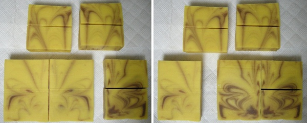 No.17 ☆ Cocoa & Hatomugi Marseilles Soap-081116-1