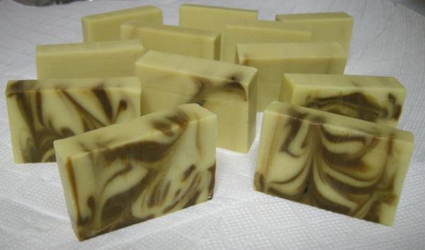 No.18 ☆ Macha & Hatomugi Marseilles Soap-081123-11