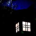 20100316-31 試照夜景之神社明燈