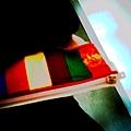 20100317-9 我拿來裝SQ28m的韓風小包包