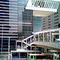 20100319-8 品川車站外面-到東京入管的公車之vivid版