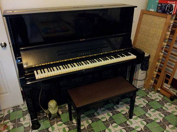 確定琴能用再搬-娘家的鋼琴01