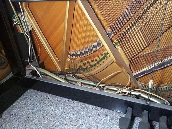 確定琴能用再搬-娘家的鋼琴19