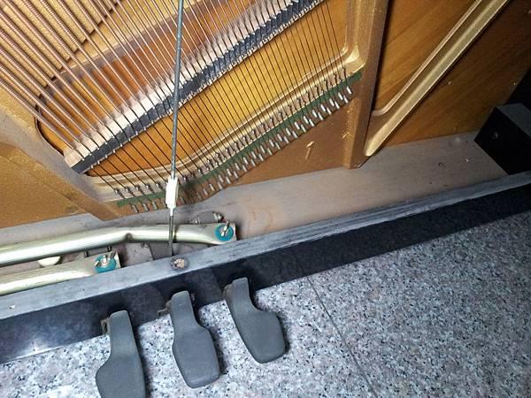 確定琴能用再搬-娘家的鋼琴21