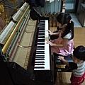 台南鹽行吳小姐-YAMAHA U.P(日本原裝3號米字琴)07