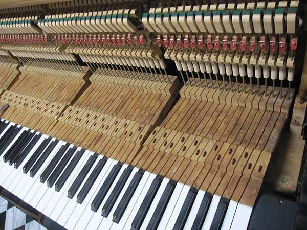 受潮的鍵盤02