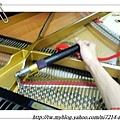 鋼琴調音01