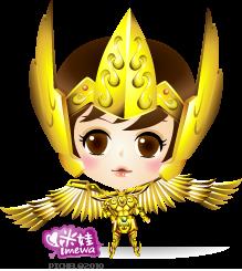 黃金聖鬥士-射手座--FOR 豬女