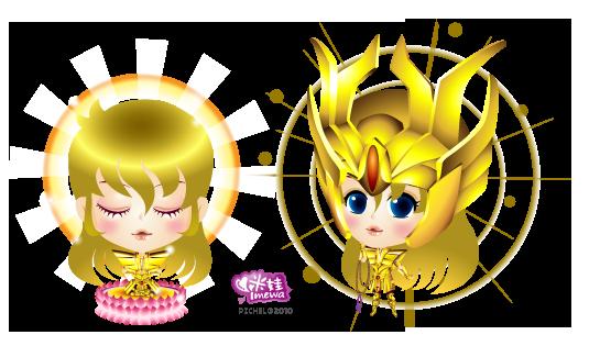 黃金聖鬥士-處女座