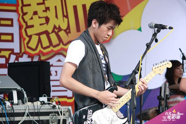 吉他手│李晨瑋