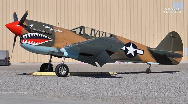 Curtis P-40 Flying Tiger (5)a