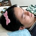 2009.10.12 豬爸睡覺超卡哇宜!