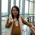 2009.11.14 大江購物等待開門中