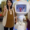 2009.11.14 與大江購物ChaPi娃娃拍拍