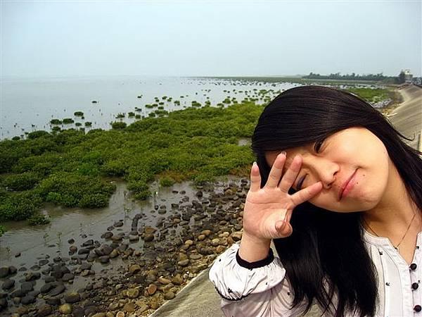 2009.11.15 小豬公叫小豬婆裝可愛拍一張