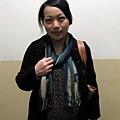 2009.11.18 下班回家嚕,明天放假~開心!