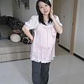 2009.12.10 飛天少女粉紅豬 裝可愛