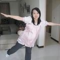 2009.12.10 飛天少女粉紅豬  飛上天嚕