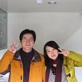 2009.12.22 豬窩廚房自拍,地點選的很好笑!