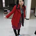 2009.12.25 裝可愛的動作
