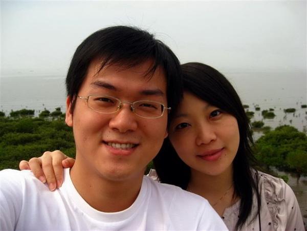 2009.11.15 哇!小豬公&小豬婆 美美夫妻照