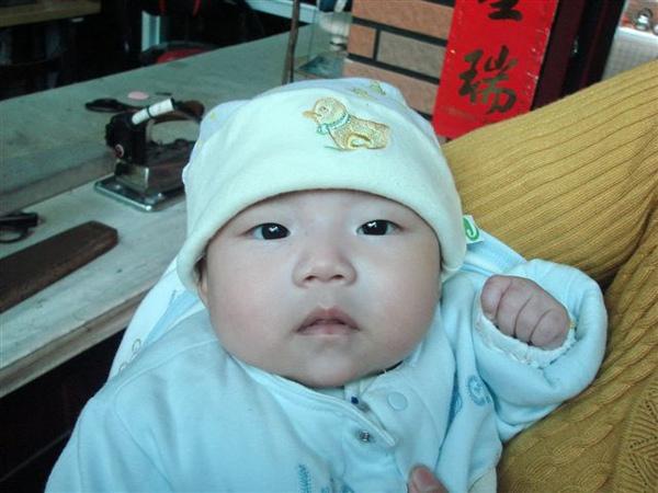 2010.03.29 今天外出的造型!可愛ㄅ!