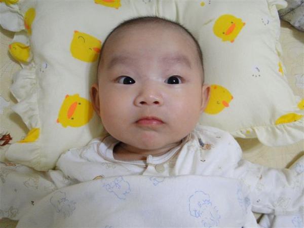 2010.04.03 哈哈~我的眼睛很大ㄅ!哈哈