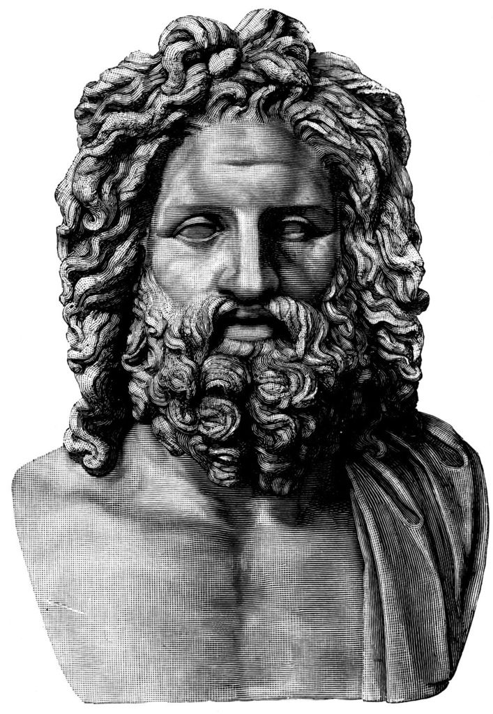 Otricoli_Zeus_-_1889_drawing