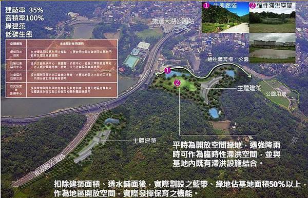 慈濟內湖園區未來規劃