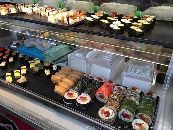 苗栗●竹南 新鮮現做,10元壽司
