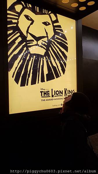 THE LION KING Broadway's dream comes true ~