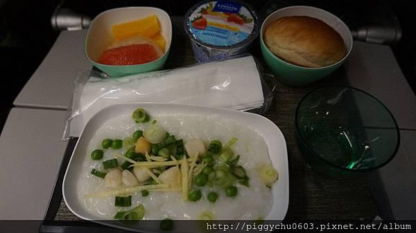 特別餐:海鮮餐 第二餐 (應該算早餐類)