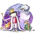 20100808孤獨王子和怪獸.JPG
